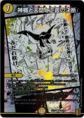 神楯と天門と正義の決断[DM_EX-15_22/50SR]