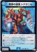 奇跡の旋風 トゲガニル[DM_RP-04裁_18/93R]