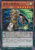 【Super】賤竜の魔術師[YGO_SD29-JP004]