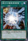 【Normal】滅びの爆裂疾風弾[YGO_SDKS-JP022]