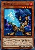 【Normal】蒼炎の剣士[YGO_SR09-JP014]