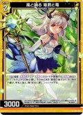 【ホログラム仕様】風と踊る 姫君と竜[ZX_B38-028N]